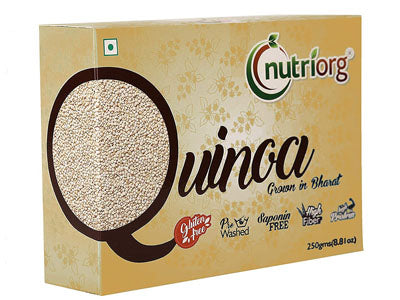 Buy Best Quality Organic Quinoa Online from Orgpick