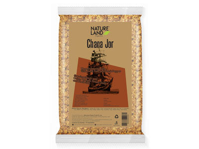 Buy Natureland's Organic chana Jor (Flakes) Online from Orgpick