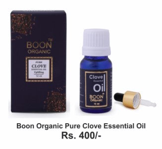 Buy Organic Clove Essential Oil -Orgpick.com