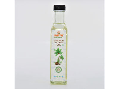 Organic Extra Virgin Coconut Oil Bottle Online