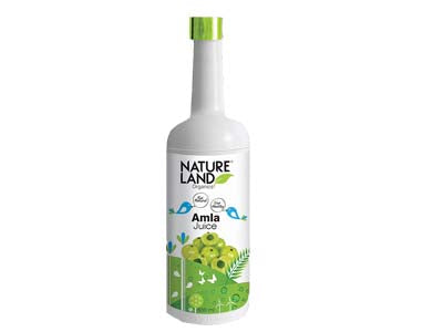 Organic Amla Juice (Natures-Land)
