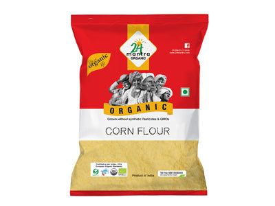 Buy Organic Corn Flour/Maize Flour Online At Orgpick
