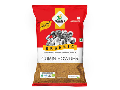 Buy 24 Mantra Organic Cumin Powder Online At Orgpick
