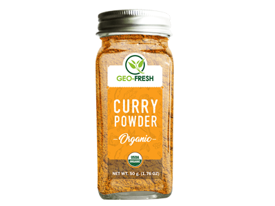 Shop Geo Fresh Organic Curry Powder online at Orgpick