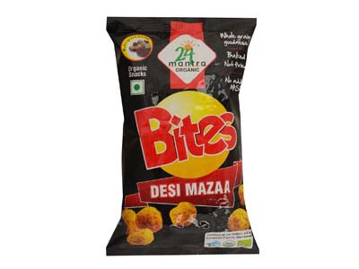 Certified Organic DESI MAZAA BITES Online at Orgpick.com by 24Mantra