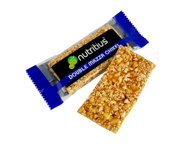 Shop Naural Double Mazza Chikki online At Orgpick