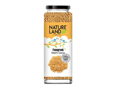 Organic Fenugreek (Nature-Land)