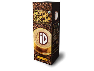 Order iD Fresh Traditional Filter Coffee Decoction Online at Orgpick
