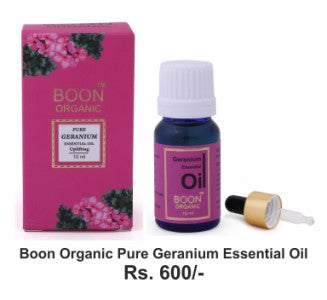 Buy Organic Geranium Essential Oil -Orgpick.com