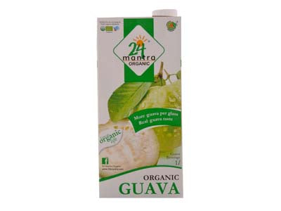 Certified Organic Guava JUICE Online at Orgpick.com by 24Mantra.