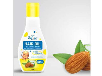Buy Baby Hair Oil Online At Orgpick