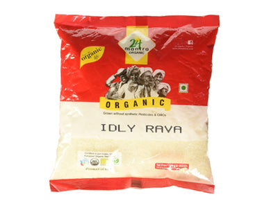 Buy 24 Mantra Organic Idli Rava Online At Orgpick