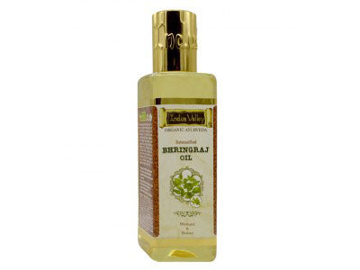 Buy Organic Bhringraj Oil (Indus Valley) -Orgpick.com