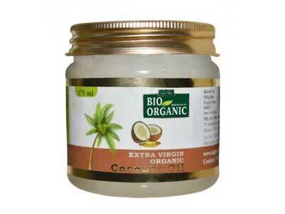 Bio Organic Extra Virgin Organic Coconut Oil (Indus Valley)