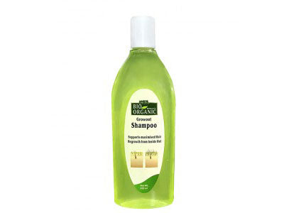 Bio Organic Grow Out Hair Shampoo (Indus Valley)