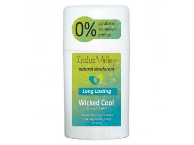 Wicked Cool Natural Deodorant (Indus Valley)