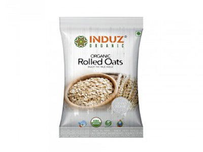 Order Induz Organic Rolled Oats Online From Orgpick