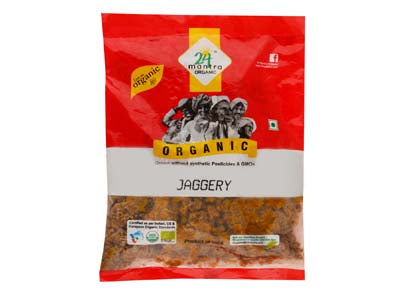 Certified Organic JAGGERY Online at Orgpick.com by 24Mantra.