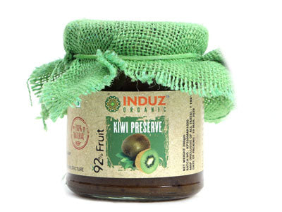 Buy Natural Kiwi Preserve Online at Orgpick