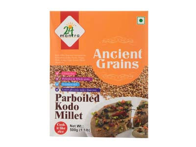 Certified Organic KODO MILLET Online at Orgpick.com by 24Mantra.