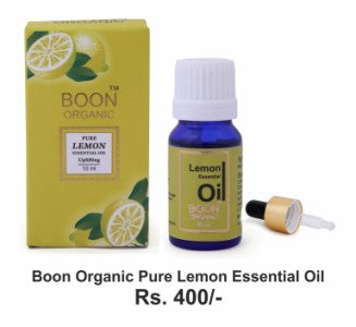 Buy Organic Lemon Essential Oil -Orgpick.com