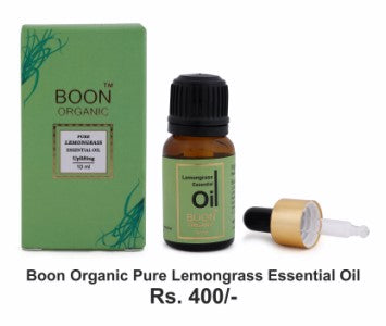 Buy Organic Pure Lemongrass Essential Oil -Orgpick.com