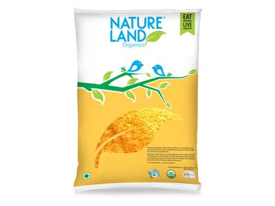 Organic Maize Flour (Nature-Land)