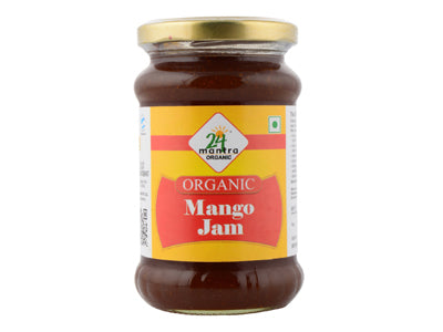 Buy 24 Mantra Organic Mango Jam Online from Orgpick