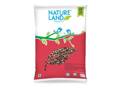 Organic Masur Whole (Natures-Land)