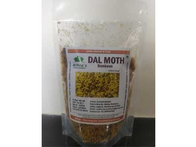 Shop 100% Natural Namkeen Dal Moth Online At Orgpick