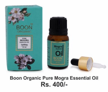 Buy Organic Pure Mogra Essential Oil -Orgpick.com