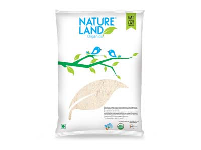 Organic Multigrain Flour (Nature-Land)
