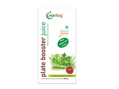 Buy best Natural Plate Booster Juice online