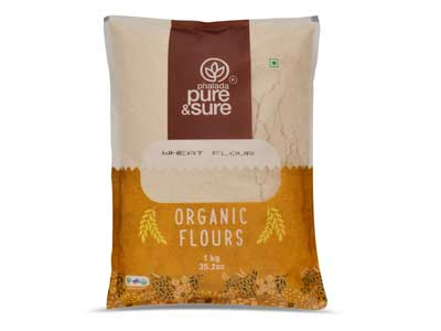 Organic Wheat Flour (Pure&Sure)