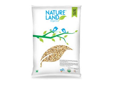 Organic Oat Flakes (Natures-Land)