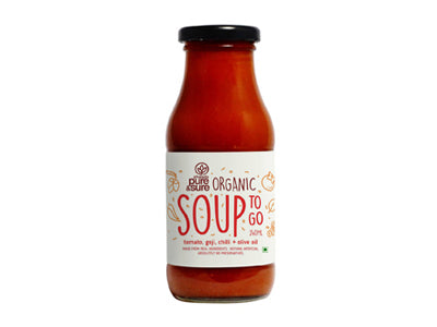 Organic Tomato and Chilli Soup - Orgpick.com