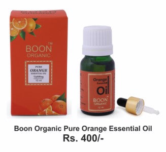 Buy Organic Orange Essential Oil -Orgpick.com