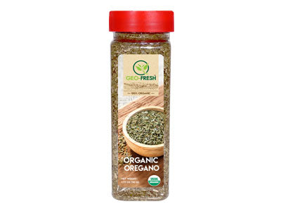 Organic Oregano (Geo-Fresh)