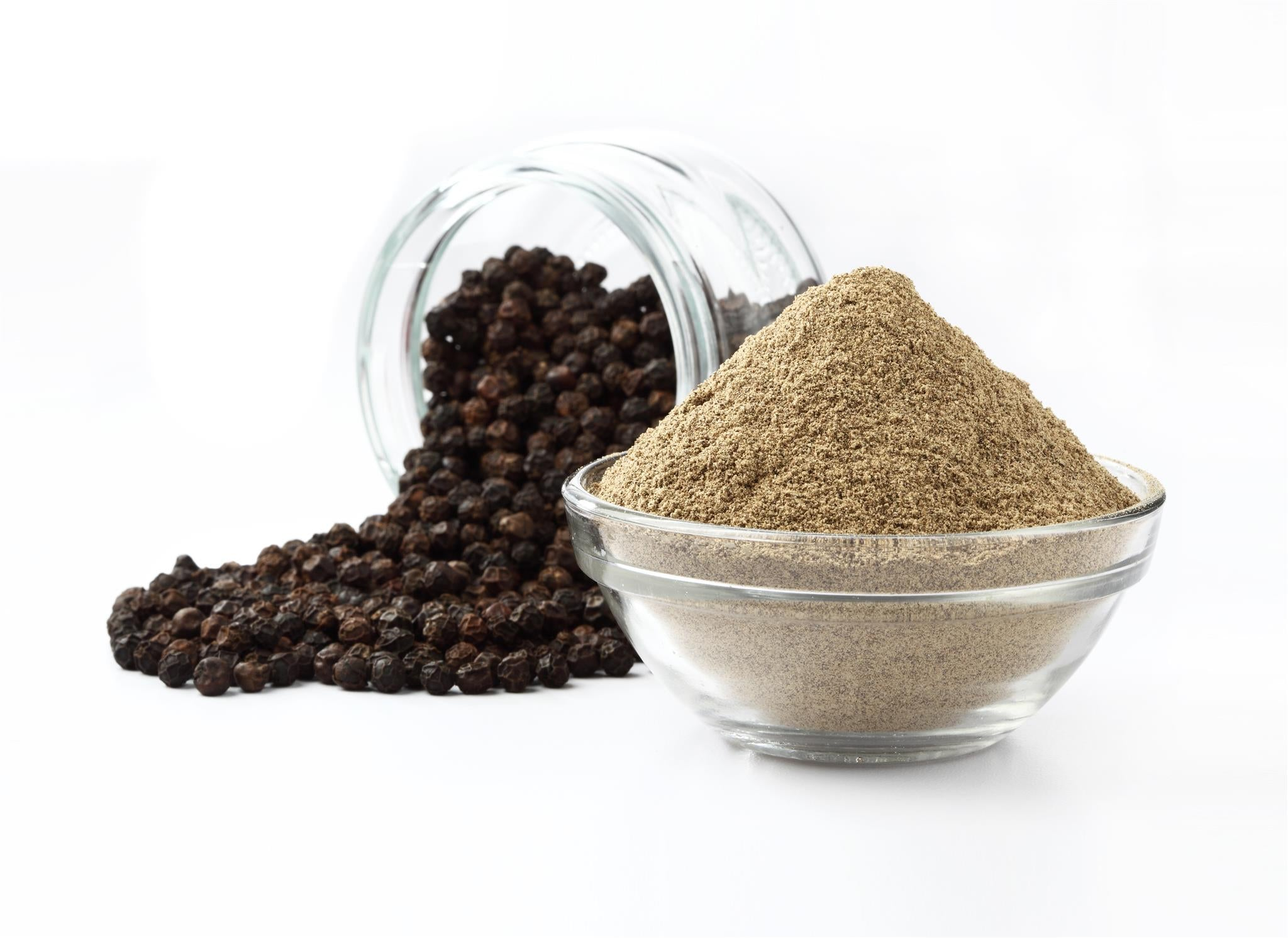 Organic Black Pepper Powder (Kali Meeri)