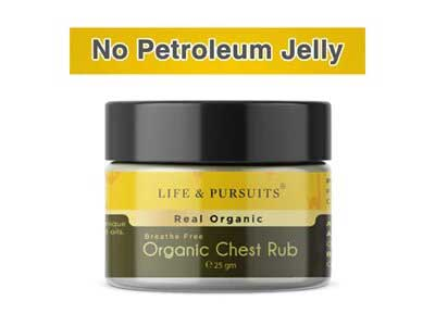 Organic Chest Rub Balm (Life & Pursuits)