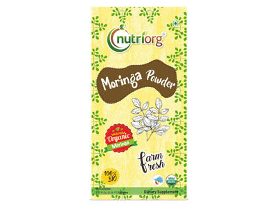 Shop Best Organic Moringa Powder Online At Orgpick