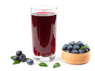 Organic Blueberry Juice
