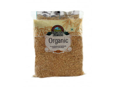 Organic Brown Basmati Rice (Health Fields)
