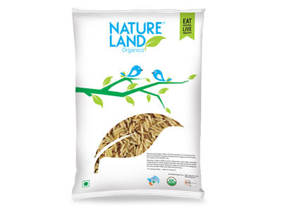 Buy Natureland's Organic Premium Brown Rice Online At Orgpick