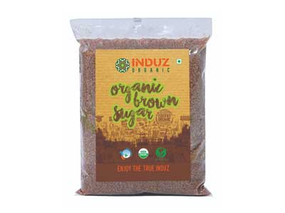 Organic Brown Sugar (Induz Organic)
