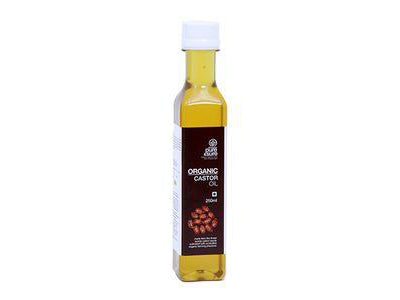 Buy Organic Cold-pressed Castor Oil (Pure&sure) -Orgpick.com