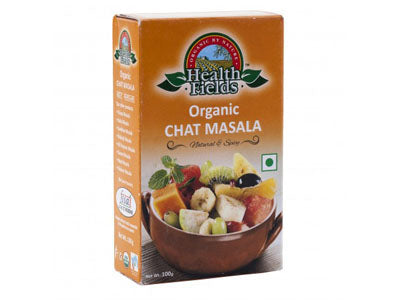 Organic Chaat Masala (Health Fields)