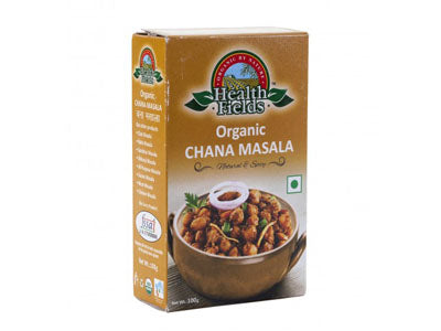 Organic Chana Masala (Health Fields)