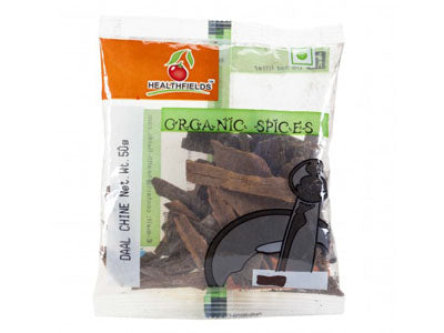 Organic Cinnamon - Dalchini (Health Fields)