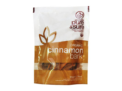 Organic Cinnamon Bark (Pure&Sure)